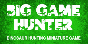 Button for Big Game Hunter game