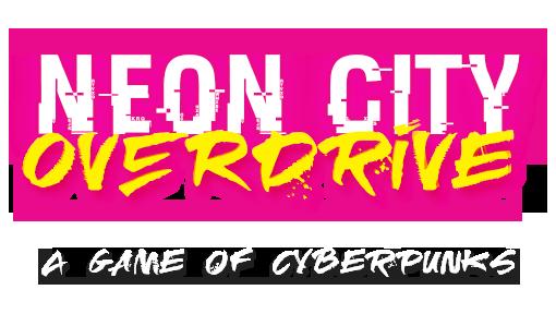 Neon City Overdrive logo