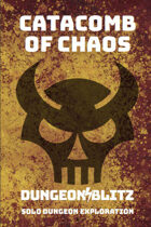 Thumbnail cover of Catacomb of Chaos Dungeon Blitz book