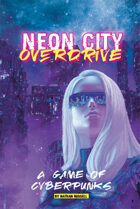 Thumbnail cover of Neon City Overdrive RPG