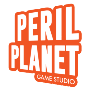 Peril Planet Game Studio in bold letters